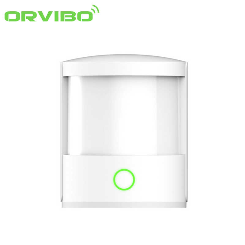 orvibo zigbee smart home motion sensor smart home intelligent automation human pet movement. Black Bedroom Furniture Sets. Home Design Ideas