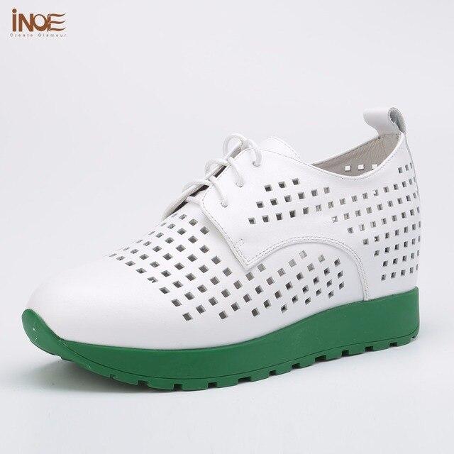 Cuir, Chaussures De Sport En Daim Et Maille - Tod Blanc De