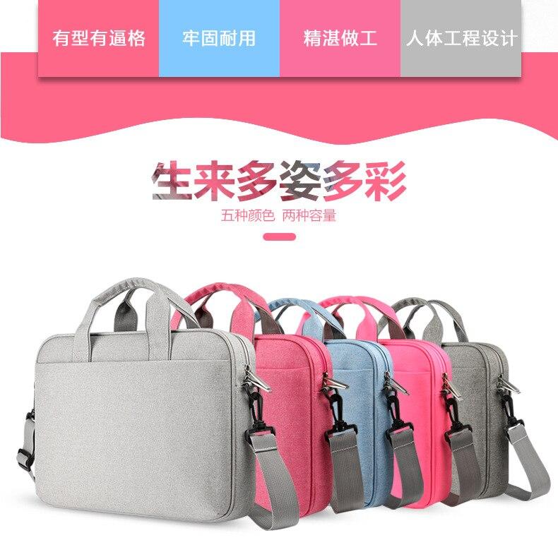 Laptop bag Handbags for Macbook Retina 13 a1425 bag Computer Notebook Messenger Women Shoulder Bags for Mac book Retina 13.3