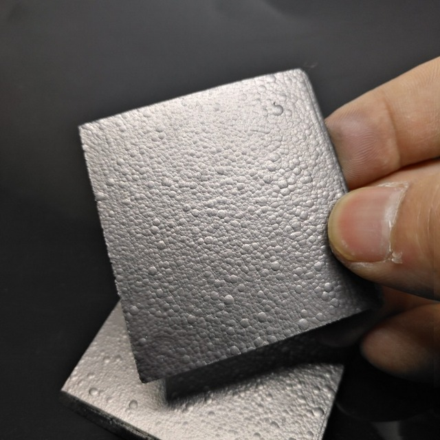 50x50x5mm Pyrolytic Graphite Plate For Magnetic Levitation In