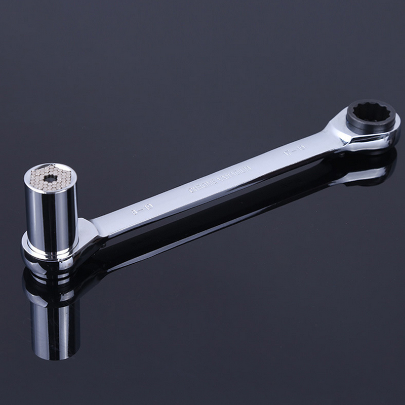 8 19 gator grip universal universal socket wrench with - Herramientas de mano ...