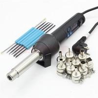 YI HUA 8858 I 220V 110V EU US 650W LCD Adjustable Electronic Heat Hot Air Gun