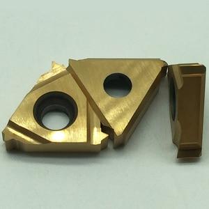 Image 4 - 10pcs 16IR 0.5 0.75 1.0 1.5 1.75 2.0 2.5 3.0ISO SMX30 Carbide Insert For Threading Turning Tool Boring BAR blade