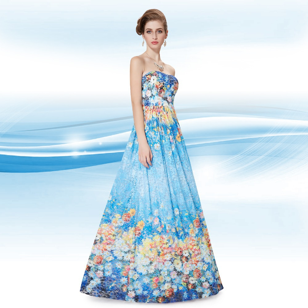 Online Get Cheap Floral Evening Dresses -Aliexpress.com - Alibaba ...