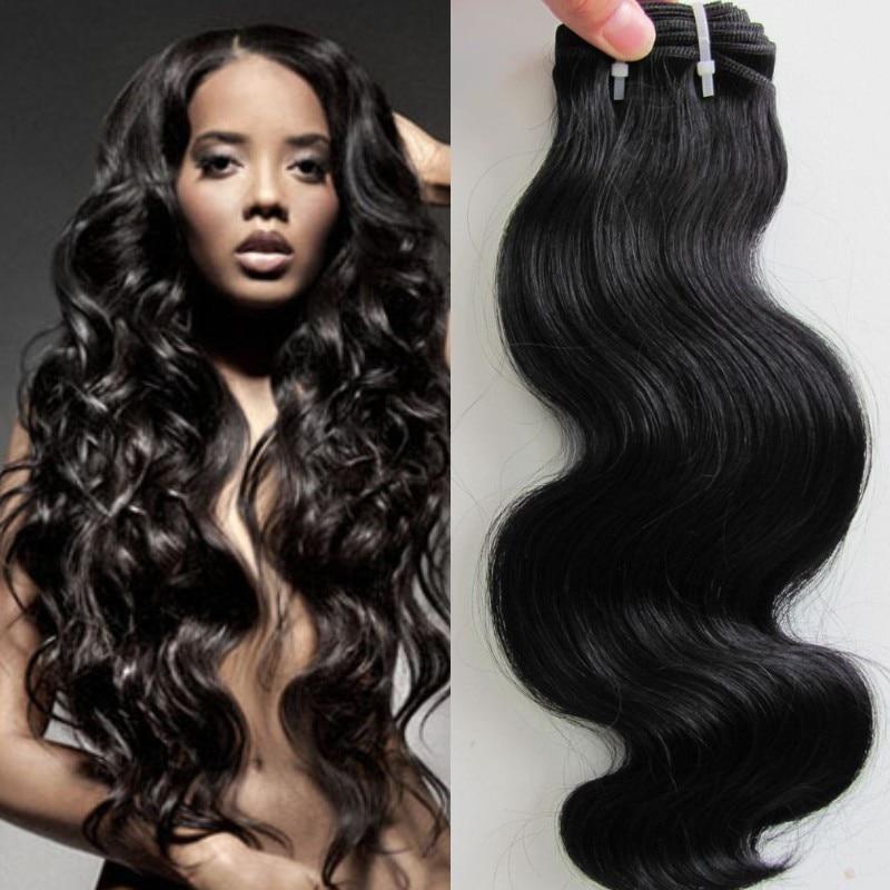 Grade 5a 100 Unprocessed Bohemian Virgin Body Wave Human Hair Weave