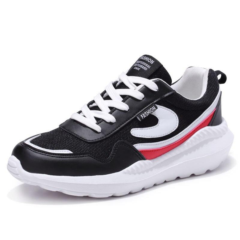 Kezrea 2018 Zapatillas Hombre Deportiva Outdoor Flache Turnschuhe Sport Schuhe Männer High Top Laufschuhe Für Männer Lace-Up walking Männer