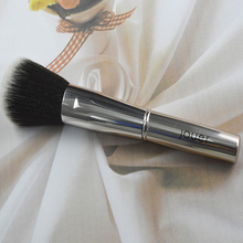 1pcs Patented Design High Quality Designer Brand 2 in 1 Powder and Eye Crease Metal Handle