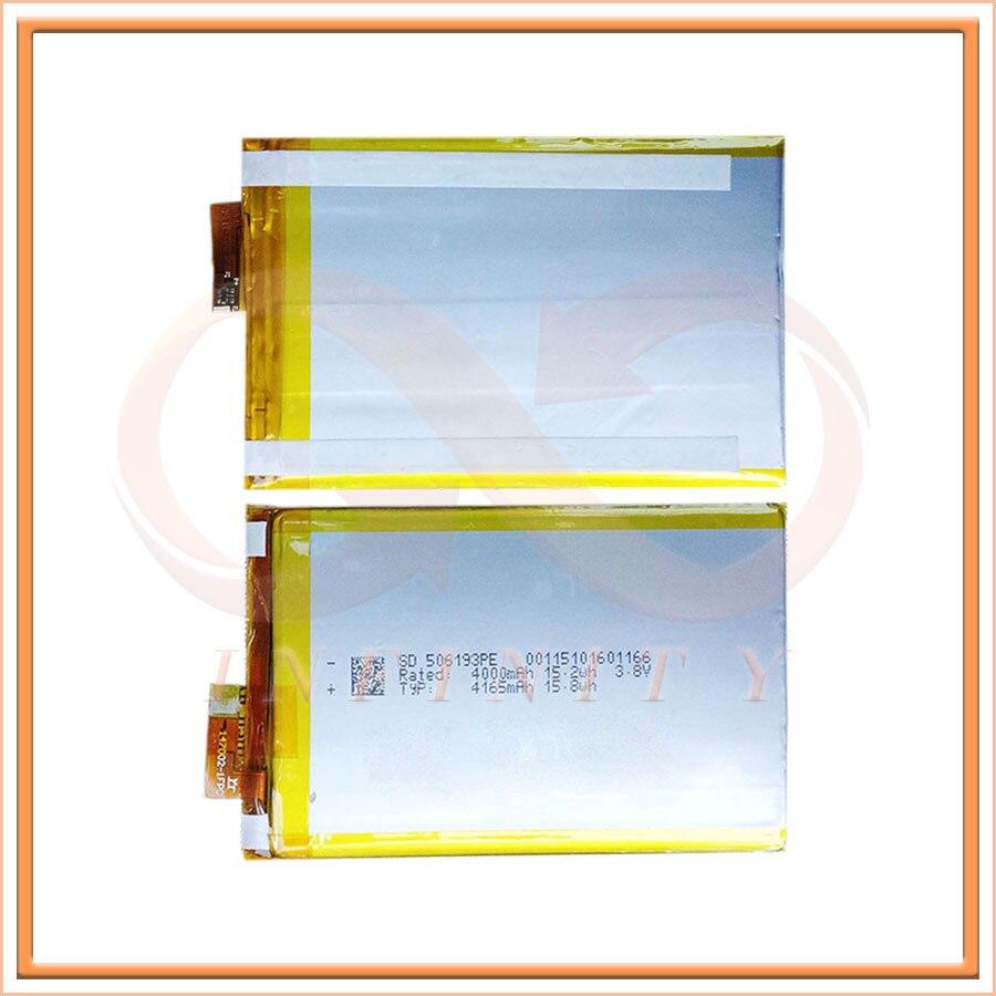 Wisecoco 5 шт./лот 4165 мАч 3.8 В для <font><b>Elephone</b></font> <font><b>P8000</b></font> Батарея сотовый телефон ремонт замена аксессуар