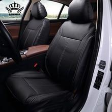Nuevo de Lujo de Cuero de LA PU Auto Universal Fundas de Asiento de Coche del coche del Automóvil cubierta de asiento de coche lifan x60 de coches lada granta vesta