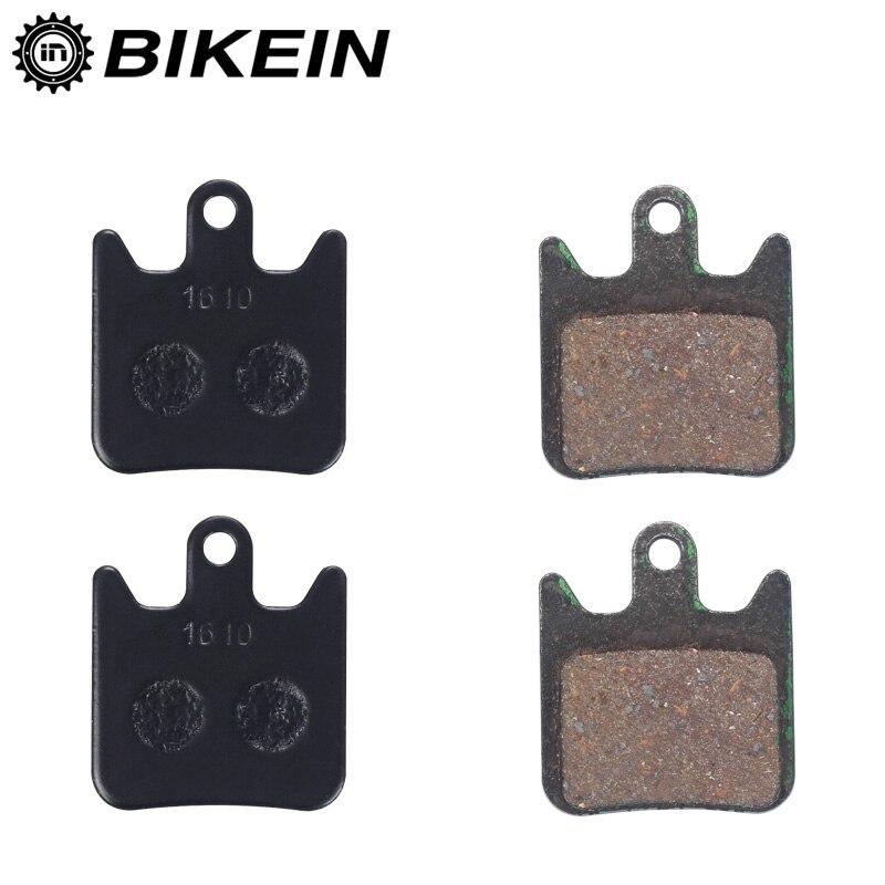 2 Pairs 4 Mountain Bike Resin Disc Brake Pads For AVID BB5 MTB Semi-Metallic//pad