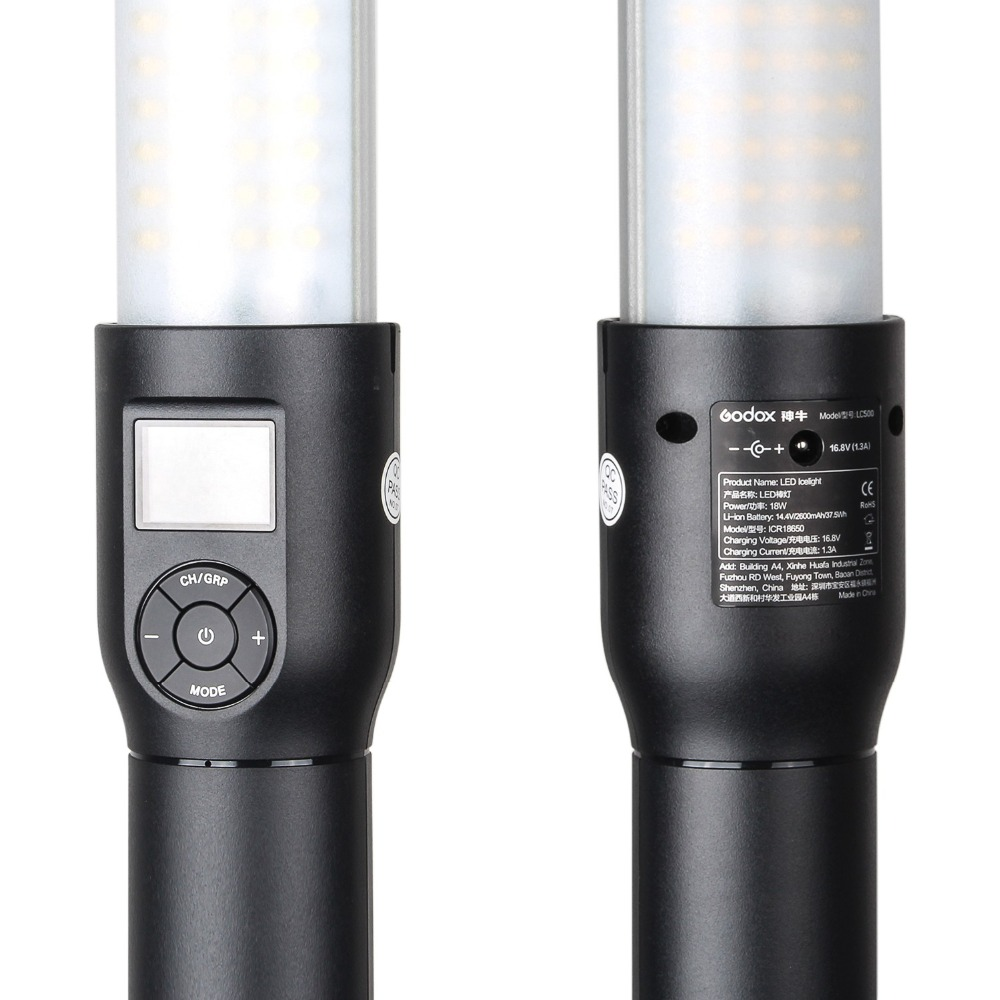 productimage-picture-godox-lc500-3300-k-5600k-adjustable-handle-led-light-stick-built-in-lithium-battery-with-remote-control-and-ac-charger-101952