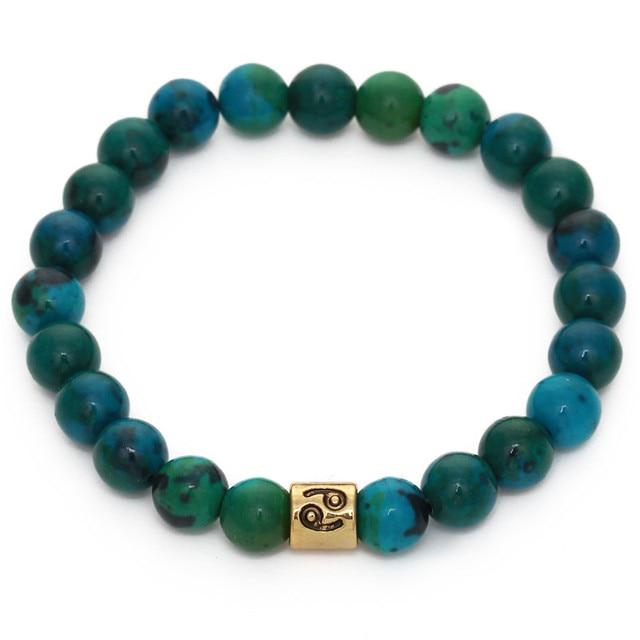 Russell Simmons Malachite Bracelet