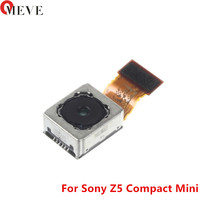 Original Rear Main Camera For Sony Z5 Compact Mini E5803 E5823 Big Camera Flex Cable Back