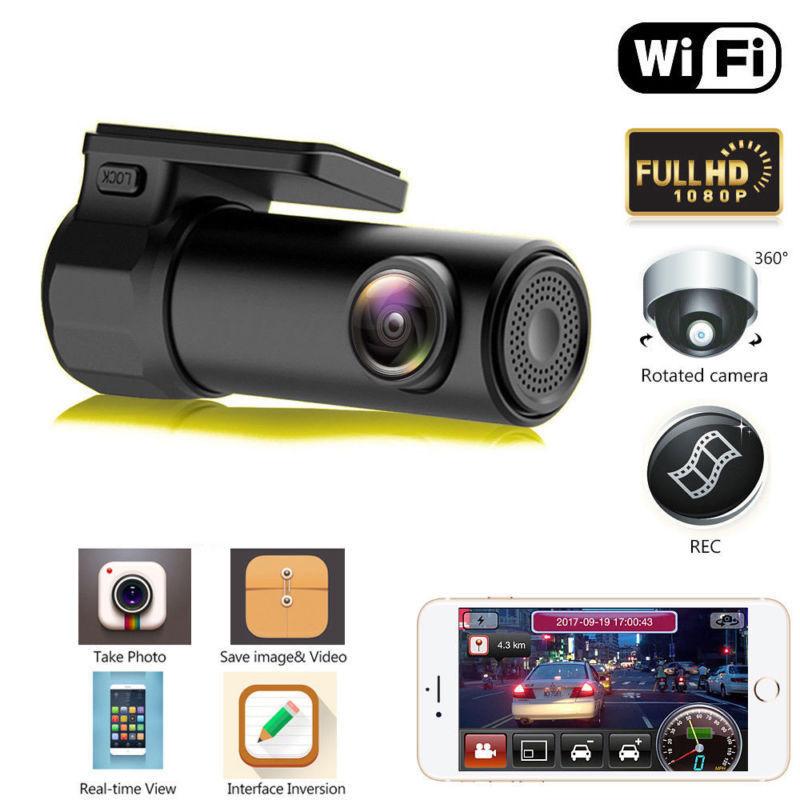 HD 1080P Tachograph Car DVR Camera Mini Hidden Dash Cam Car DVR Video Recorder Cam Night Vision G sensor Car DVR Vehicle Dash