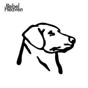 Image 4 - Rebel Heaven Car Styling Funny JDM NOT OF THIS WORLD Christian Jesus Insane Clown Posse Labrador Dog Vinyl Car Sticker