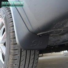 Автомобильные аксессуары для JAC S3 брызговики брызговик брызговики Защитный чехол для крыла крышка комплект отделкой
