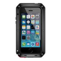 For Iphone 6 Case Shockproof Heavy Duty Armor Metal Cases For Iphone 8 6s 7 Plus