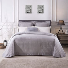 Gray Pink Beige Red High Quality Comfortable Egyptian Cotton Thick Blanket Bedspread Bed Cover Bed Sheet Size Can Be Customized цена и фото