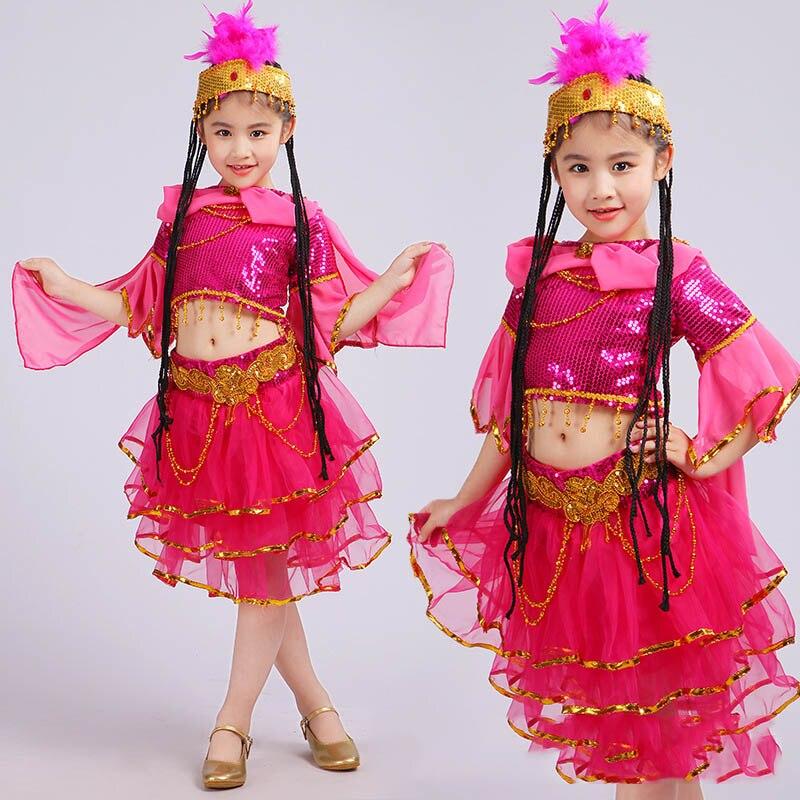 Otroške predstave Otroške predstave plesni kostumi obleka za - Karnevalski kostumi