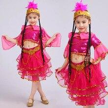 Vaikai Vaikų pasirodymai šokių kostiumai suknelė suaugusiems Merginos Suknelė 100-160 cm (S-3XL)