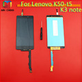 5.5 inch For Lenovo K50-T5 K3 Note K50-t3s LCD Display Digitizer Touch Screen assembly free tools   replacement