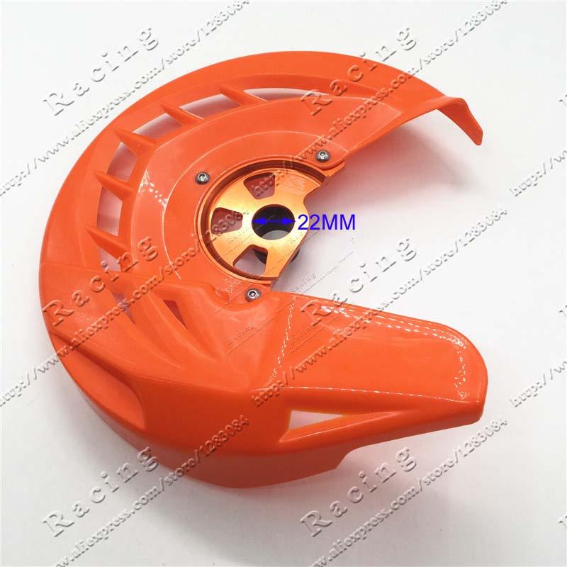 X-Frein Disque De Frein Avant Couverture Rotor Protecteur Protection SX SXF XC XCF EXC EXCF 125 200 250 300 350 450 530