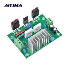 AIYIMA UPC1298V моно усилитель доска 80 Вт HIFI аудио усилитель доска один канал 8Ohm DIY звуковая система Динамик домашний кинотеатр