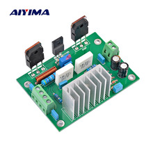 AIYIMA UPC1298V Mono Amplifier Board 80W HIFI Audio Amplifier Board One Channel 8Ohm DIY Sound System Speaker Home Theater