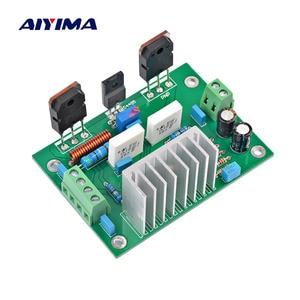 Image 1 - Aiyima UPC1298V Mono Versterker Boord 80W Hifi Audio Versterker Board Een Kanaal 8Ohm Diy Sound Systeem Speaker Home Theater