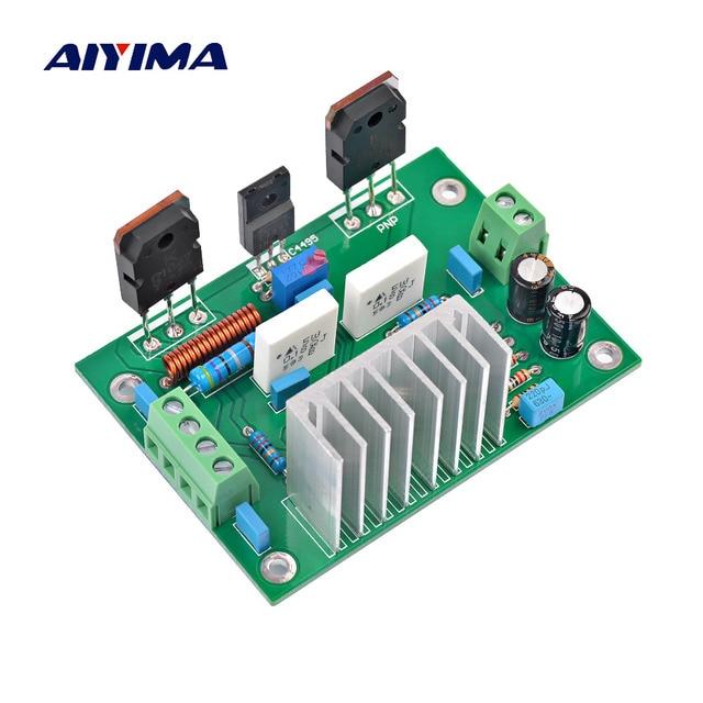 Aiyima UPC1298V Mono Versterker Boord 80W Hifi Audio Versterker Board Een Kanaal 8Ohm Diy Sound Systeem Speaker Home Theater