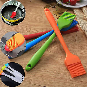 faroot 1pc Silicone BBQ Pastry Oil Cooking Baking Tool