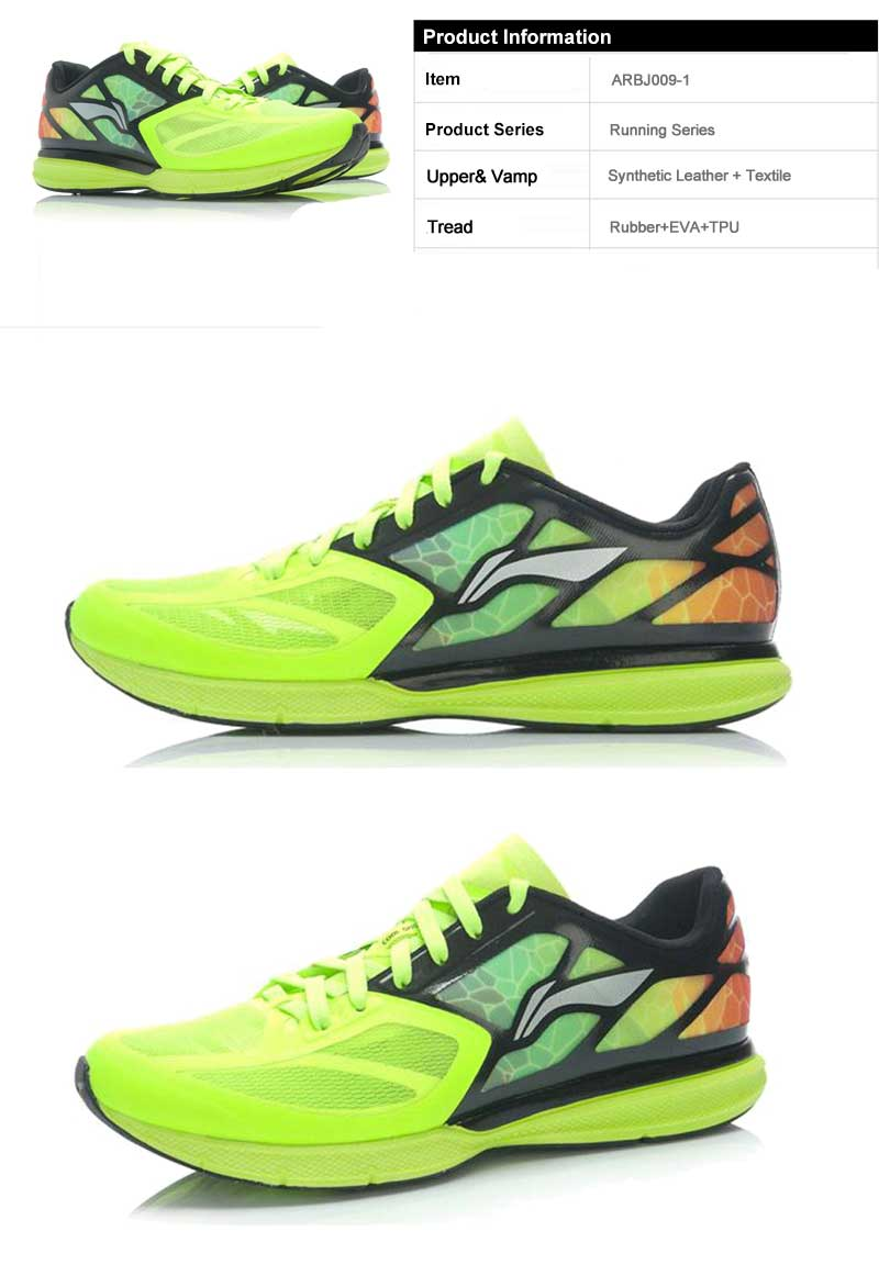 Li-Ning Superlight XI Outdoor Running Shoes Men Light Weight Mesh Breathable Cushioning Lace-Up Sneakers Shoes ARBJ009 XYP270 4