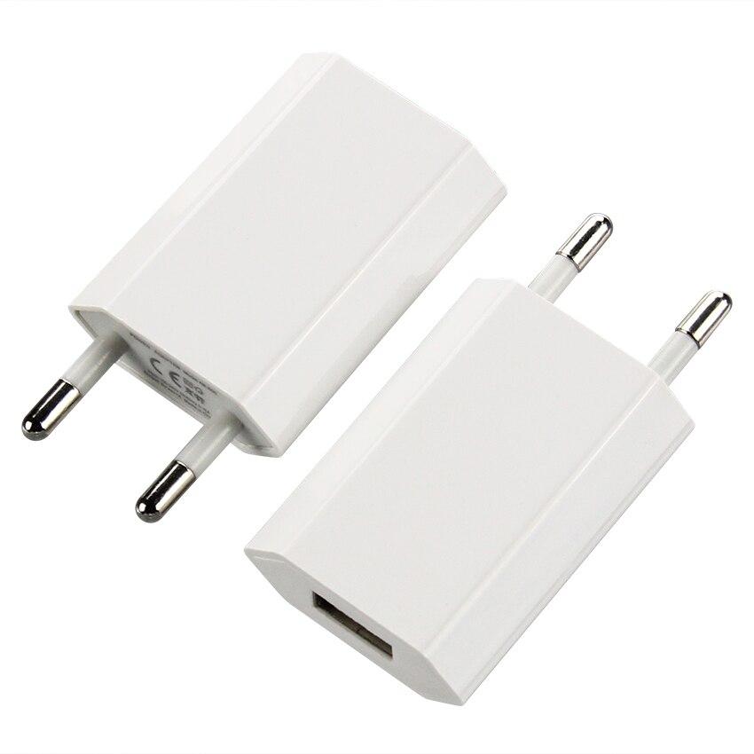 EU US Plug Reizen/Home Wall Charger voor iPhone iPod voor Samsung Travel Adapter 5 v/1A Goede kwaliteit 100 stks/partij-in Opladers voor mobiele telefoons van Mobiele telefoons & telecommunicatie op AliExpress - 11.11_Dubbel 11Vrijgezellendag 1