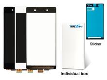 5 шт. для Sony Z4 ЖК-дисплей Дисплей + дигитайзер Сенсорный экран сборки Замена смартфон Бесплатная доставка