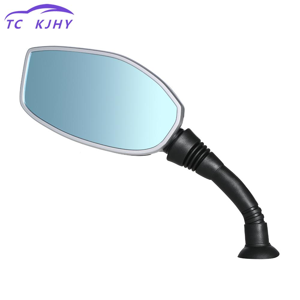 Auto Motorcycle Rearview Mirror Twin Camera Motorbike Dash Cam Car Dvr Video Camcorder 2.4 Inch Dual Cameras Display Car styling