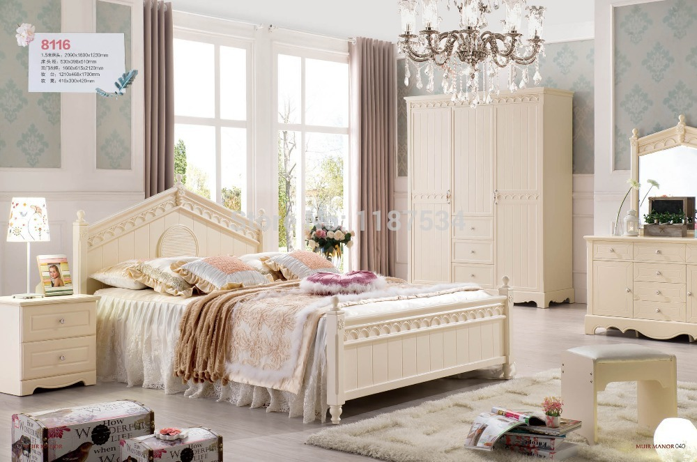 8116 Wholesale price furniture manufacturer factory price double bed king size luxurious grand bed wooden bed bedroom furniture smoby детская горка king size цвет красный