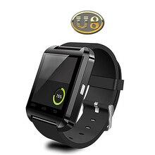 Beliebte Bluetooth U8 Smartwatch Android für Apple Für Samsung Handys Tragbare Geräte Sport Smartwatch Mit Bluetooth Herzfrequenz