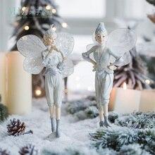 Miz 1 Piece Elf Decoration Wizard in the Forest Home Decor Birthday Gift for Friend