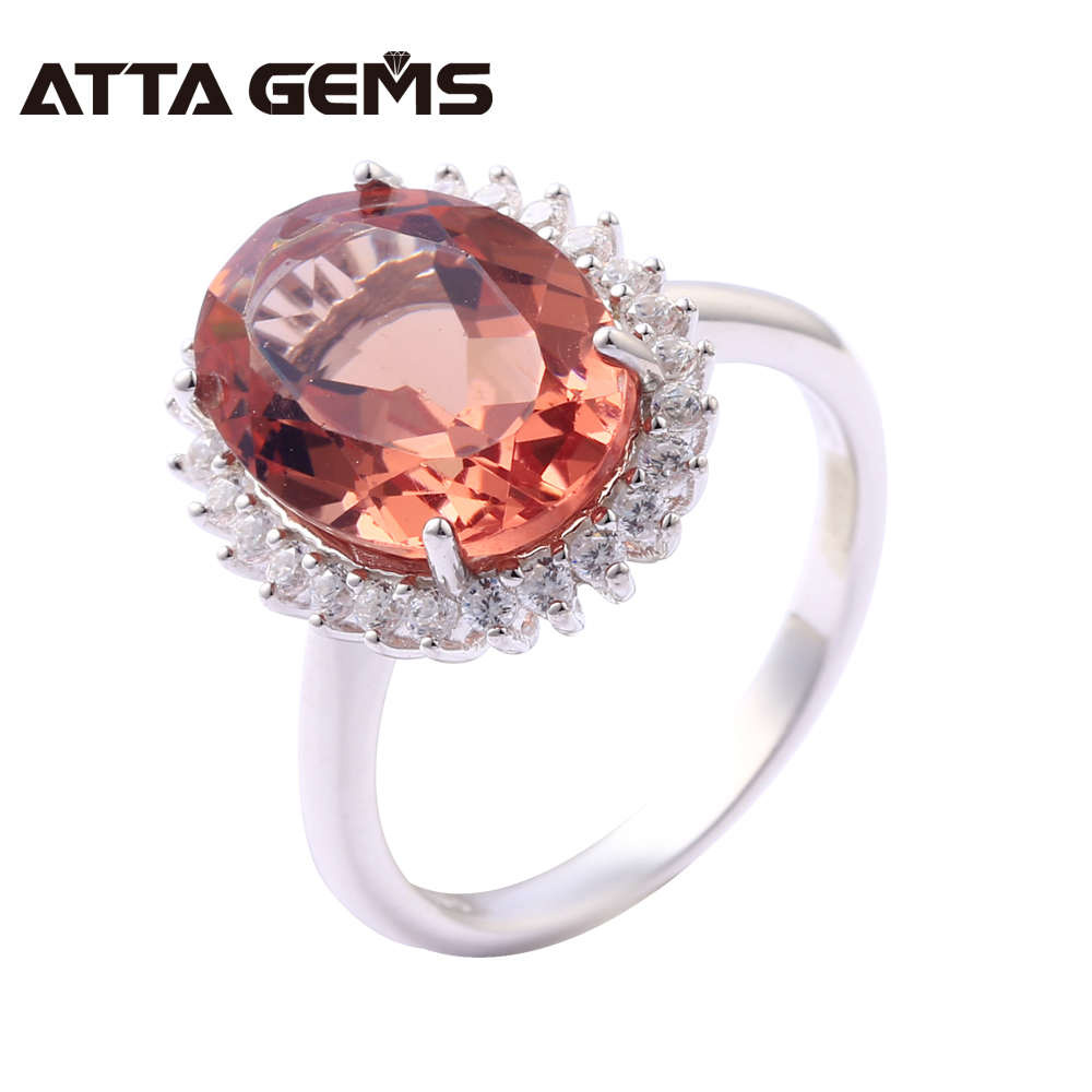 Zultanite Sterling Silver Ring Women Wedding Engagement Style 7 2 Carats Created Zultanite S925 Rings Elegant