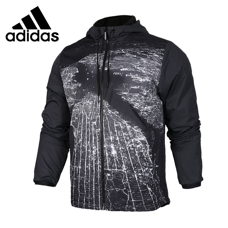 Original New Arrival 2017 Adidas NEO Label Men's jacket Hooded  Sportswear original new arrival official adidas neo men s windproof jacket hooded sportswear