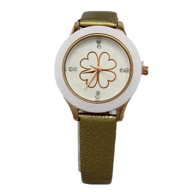 Free Shipping Kezzi Womens Girls' Wrist Watches K859 Quartz Analog Fashion Dress Leather Jean Watch Fashion Casual Waterproof