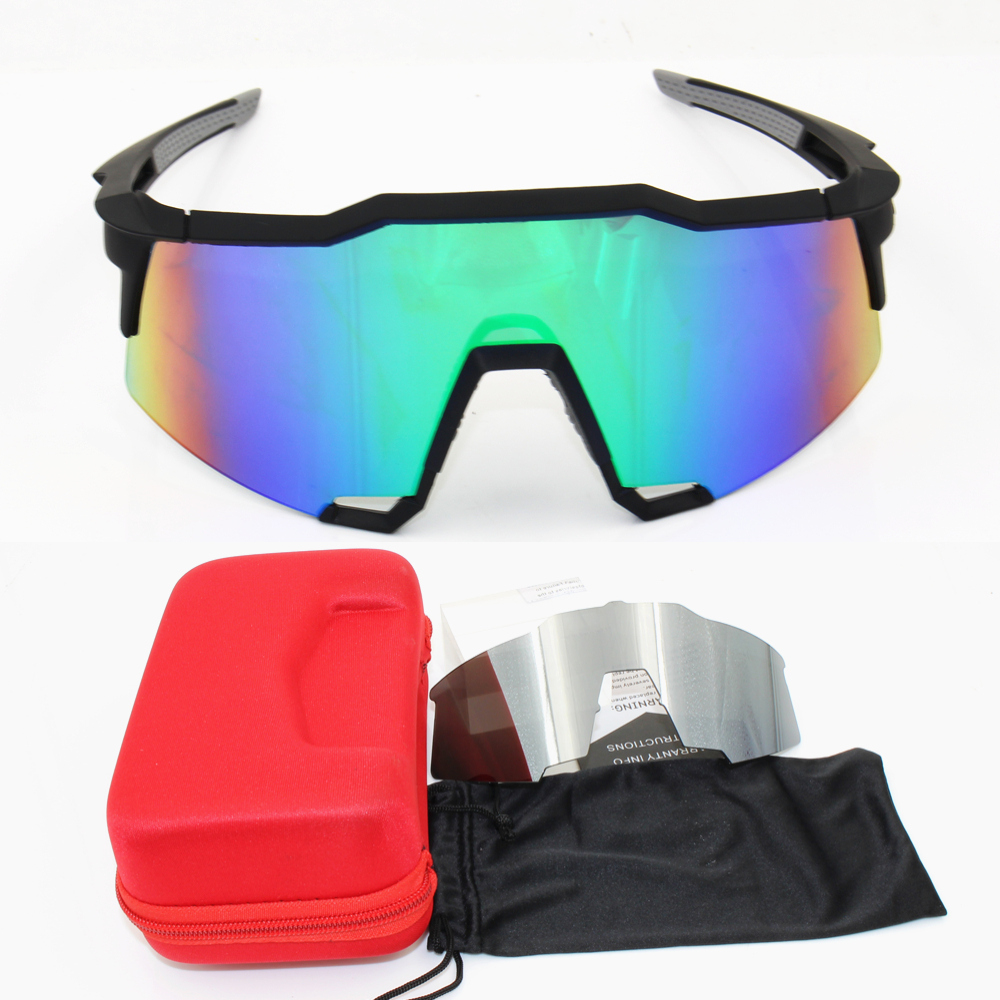 Base Outdoor Sports Bicycle Sunglasses Bicicleta Gafas Cycling Glasses Mtb/Road Bicycle Eyewear 2 Lens Male Gafas Ciclismo(China)
