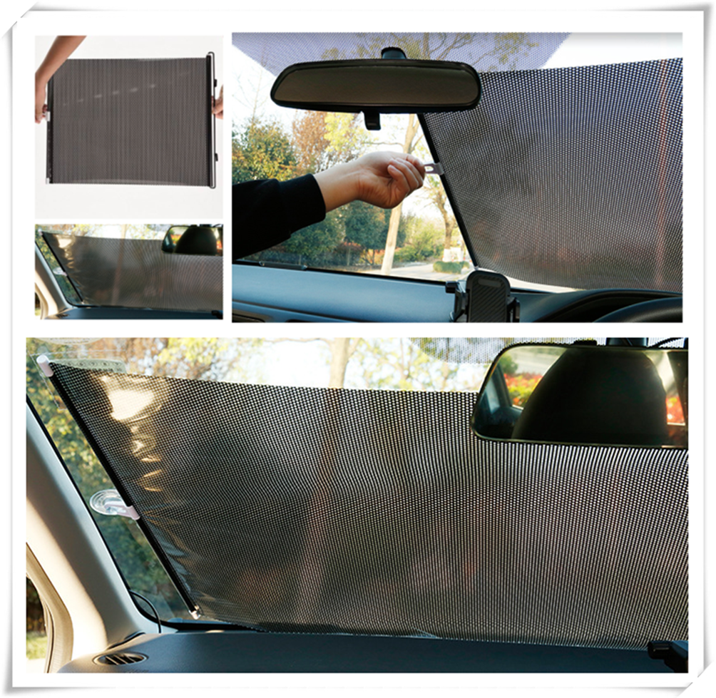 Auto SUV accessories automatic roller blind shade insulation for Chevrolet GPiX Jay Groove Beat Avalanche 34