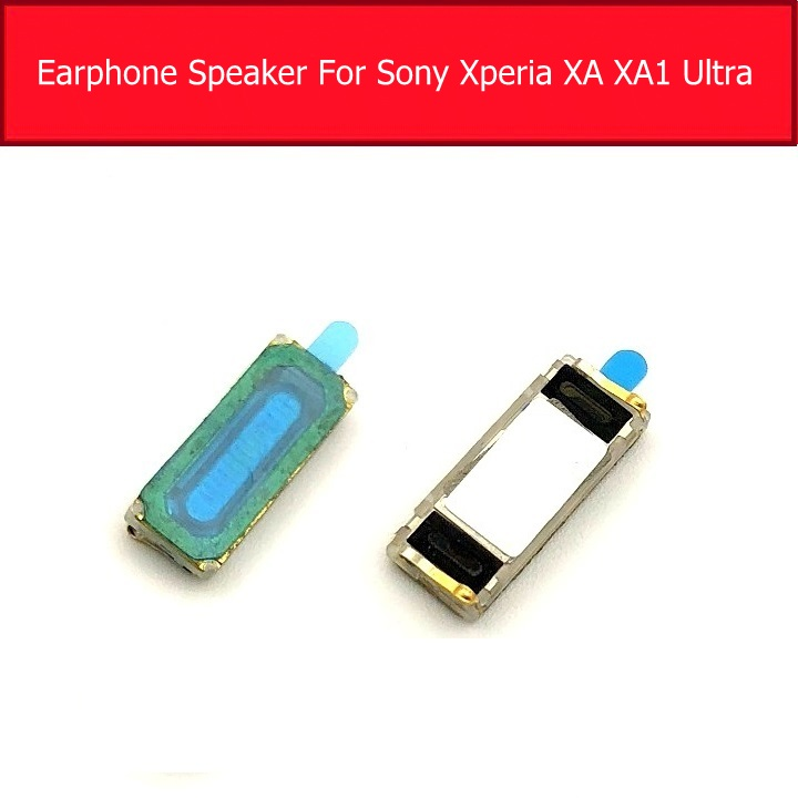 Ear Speaker Adhesive Sticker For Sony Xperia XA F3111 F3112 XA Ultra F3211 F3215 C6 Earpiece For Sony XA1 G3121 XA1 Ultra G3221