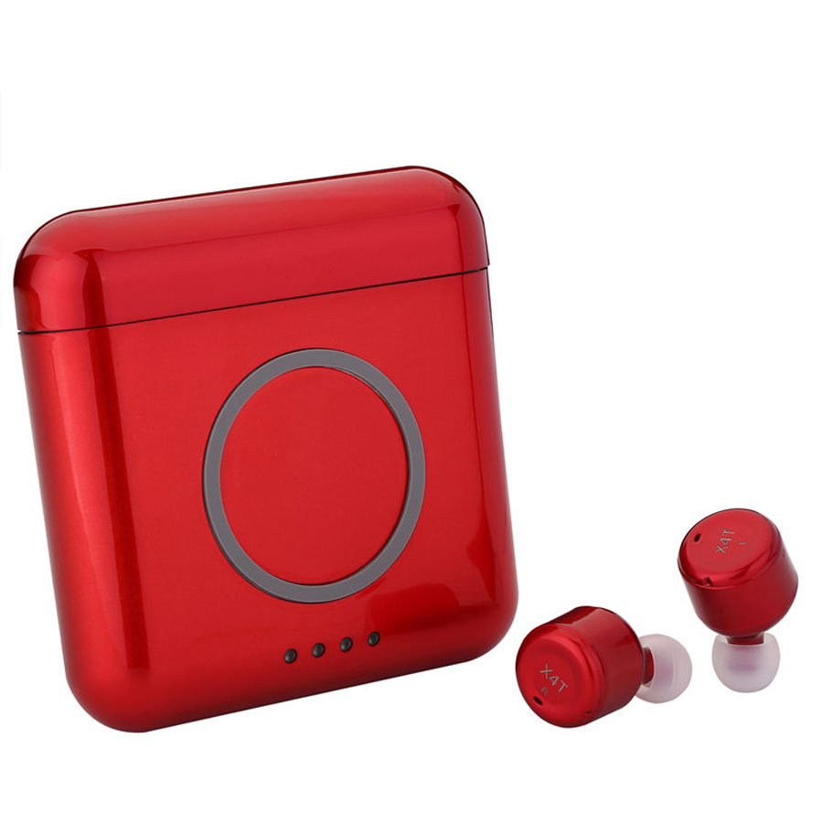 X4T écouteur sans fil Bluetooth Sport écouteurs avec Microphone pour iphone X 7 Samsung Android Smartphone kit mains libres HIFI casque