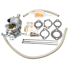 Carburetor w/Gaskets for A042P619 Cummins Onan Generator Replacement 146-0785 146-0803 Lawn Mower Carb 146 0496 carburetor carburador for onan 146 0414 146 6100 146 0479 fit ol16 ol18 ol20 lx720 p126g p128g p220g b48g some b48m