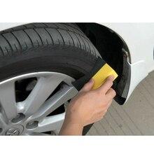 Youwinme 1pcs U-Shape Sponge Car Wheels Wash Cleaning Auto Tyre Tire Truck Brush Wax Polishing Washer Wipe Paint Care