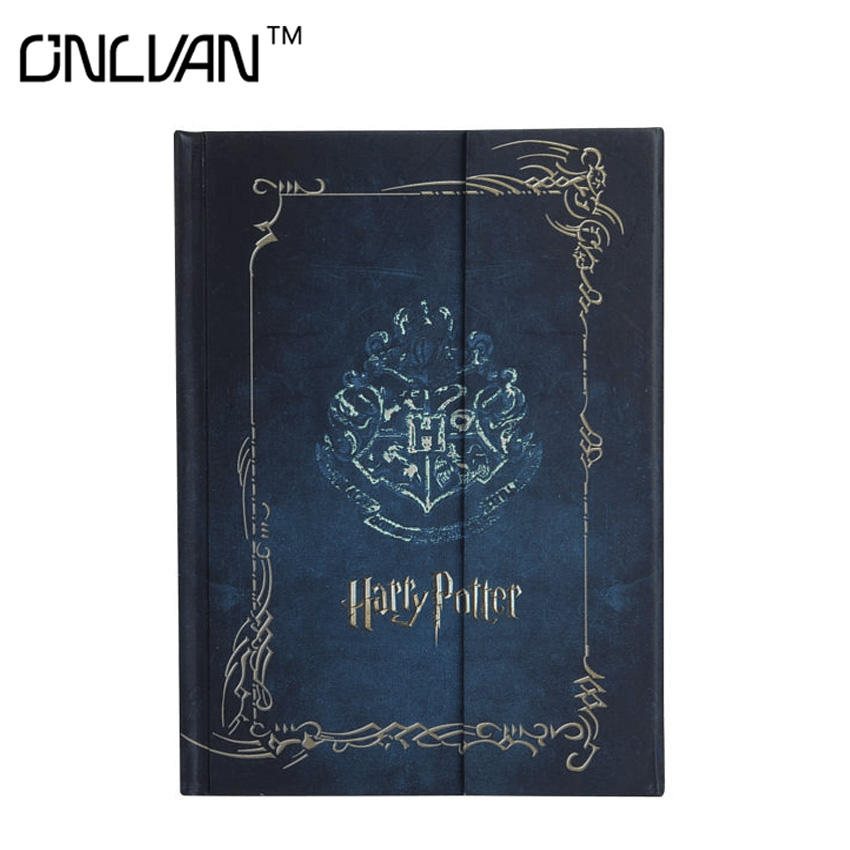 2017  2018 famous movies harry potter book vintage diary