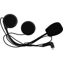 Freedconn microfone fone de ouvido alto-falante acessórios terno para T-COM02 T-COMVB TCOM-SC bluetooth capacete intercom fone de ouvido peças