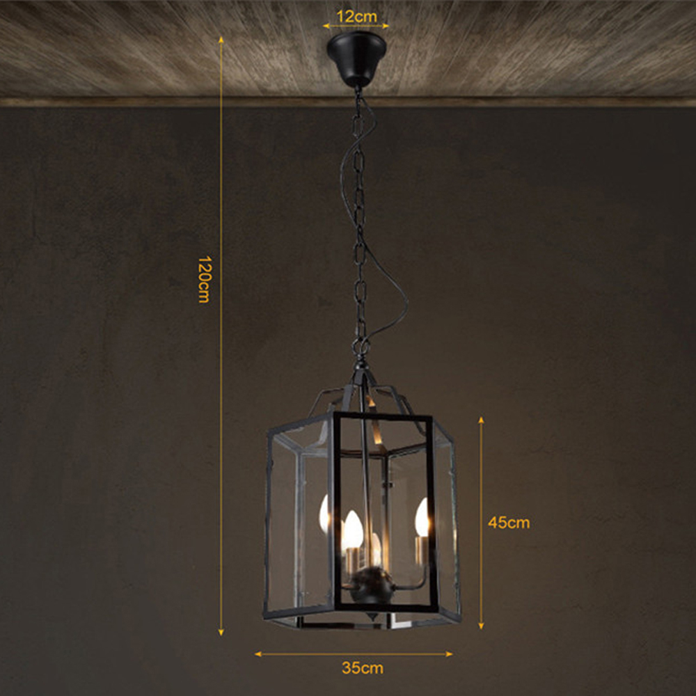 pendant classic lamp product birdcage chandeliers chandelier vintage industrial stage buy iron luxury light candle detail